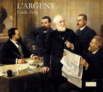Emile Zola - L'argent [Fr.mp3.160]