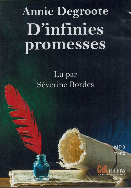 d'infinies promesses en CD MP3