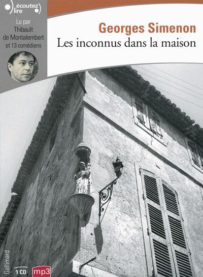 [Livre Audio] Georges Simenon - Les inconnus dans la maison [2015] [mp3 256kbps]